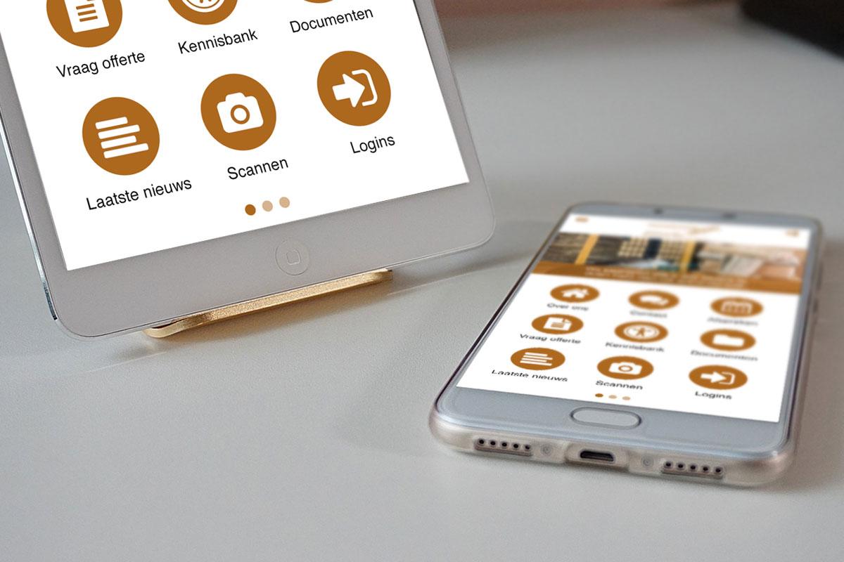 onze app